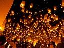 Sky Lanterns ホ...