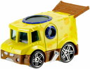 Hot Wheels SpongeBob Vehicleホットウィールズ・スポンジボブ・ホットロッド・ミニカー・Ford・フォード・T型・アメリカ