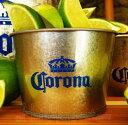 CORONA LIME BUCKET コロナビール・バケツ・メタル・アイス・アメリカ・パーティー・業務用・ライム・バケット・ミニサイズ