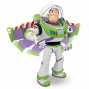 【Toy Story 】 Buzz Lightyear Action Figure by  Thinkway Talking Toys -- 12''バズ・トー...