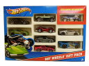 Hot Wheels Gift Pack 9個