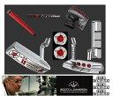 Red Matador(赤)XL-Oversize41mm ジャンボサイズ★代引料込で この価格! 特注ヘビーバージョン★シルバーミスト2014 スコッティキャメロンStudio Select Newport 2(ニューポート2)HEAVIER カスタム34inch /360G 20gx2