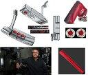 Red Matador(赤)XL-Oversize41mm ジャンボサイズ★代引料込で この価格! 特注ヘビーバージョン★シルバーミスト2016 スコッティキャメロンStudio Select Newport 2(ニューポート2)HEAVIER カスタム34inch /360G 20gx2