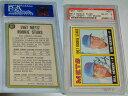 1967 TOPPS TOM SEAVER #581 Rookie card PSA 8 NM−MT 証明付