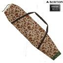 【BURTON】バートン【Cinch Sack Board Bag】Desert Duck Print【SNOWBOARD】スノーボード【ボードバッグ】ボードケース【正規品】