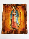 【GUADALUPE WALL PICTURE-F】29CMx24CM【壁掛け】MEXICAN ITEMS【メキシコ雑貨】