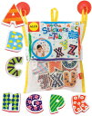 人気商品★再入荷!ALEX(アレックス) Stickers for the Tub バスステッカー(ABC)お風呂 プレゼント ギフト【あす楽対応】