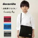 【送料無料】【あす楽】Decorate デコレート ショルダーバッグ メッセンジャーバック Tasc...