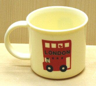 긴급재입하!!인기 상품★nico hrat 싱글벙글 컵(런던 버스)