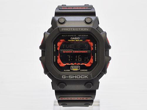 "CASIO ""G-SHOCK"" GX Series GXW-56-1AJF ブラック [カシオ Gショック マッドレジスト タフソーラー 電波腕時計]【父の日】【ギフト】【贈り物】簡易ラッピング無料 【再入荷!】【gps 腕時計 カシオ】"