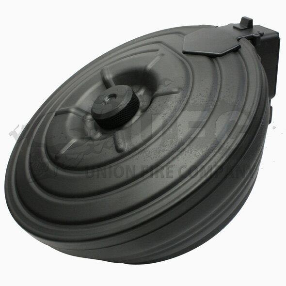 UFCMG34 メタル製2500rd 電動ドラムマガジン AK用