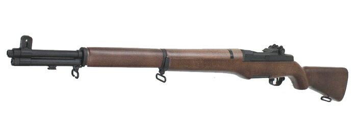 【11月入荷予約】電動ガン A&K AXR M1 Garand  リアルウッド BK【エアガン/エアーガン】