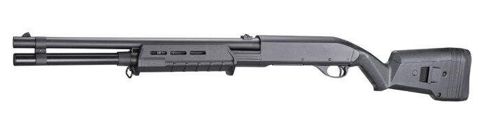 【12月末入荷予約】CM355LMBK M870 M-Style フルメタルショットガン ロング BK【エアガン/エアーガン】