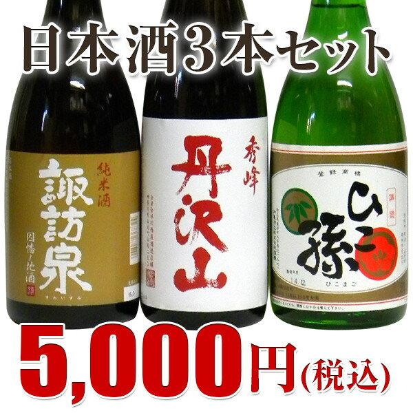 ド燗酒セット