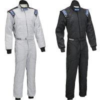 スパルコレーシングスーツスプリントRS24輪用FIA2000公認(サイズ交換無料)