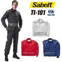 Sabelt/サベルト レーシングスーツ TI-101 4輪用 FIA2000公認