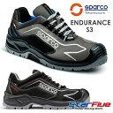 ショッピング安全靴 スパルコ 安全靴 ENDURANCE S3 セーフティーシューズ エンデュランス Sparco