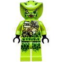 レゴ ニンジャゴーミニフィグ ラシャ レガシー 70667 LEGO ばら売り