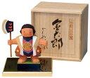 五月人形 木彫り 一刀彫り 南雲作「金太郎」NU-508【楽ギフ_包装】【楽ギフ_のし宛書】