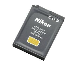 尼康尼康工廠 EN-EL12 電池包鋰離子電荷池塘數碼相機數碼相機 fs04gm
