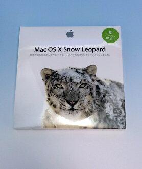 MAC OS X 10.6.3 雪豹雪豹 / Mac /apple / 蘋果 fs3gmfs04gm