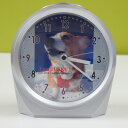 【名入れ】 My写真 「目覚まし時計」 (電波時計) 【楽ギフ_名入れ】 【ラッピング無料】 【10P9Oct12】
