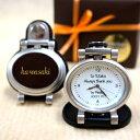 オリジナル時計「名入れ時計(丸・オーバル・スクエア)」(デザインを選びオリジナルメッセージが入ります)/文字盤メッセージ印刷 バレ..