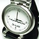 シンプルに「言葉」を通して時計にメッセージ!【名入れ時計】オリジナルウォッチシンプルメッセージタイプ「スタンド オーバル」