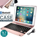 ワイヤレス キーボード F19 Bluetooth iPad Pro 9.7/A