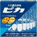 ロート製薬入れ歯洗浄剤 ピカ 28錠+4包