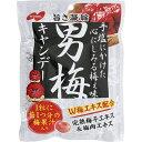男梅キャンデー 80G 【 ノーベル製菓 男梅 】[ 菓子/...