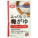 亀田製菓ふっくら梅がゆ 200G×6[介護/介護用品/介護用