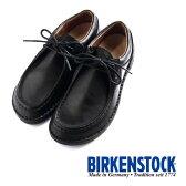 ◇レディース【正規品】BIRKENSTOCK/ビルケンシュトック/Pasadena/パサデナ/品番:495303(幅狭)/Black/ブラック