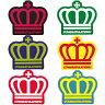 グリーティングカード-王冠(ベビードール)