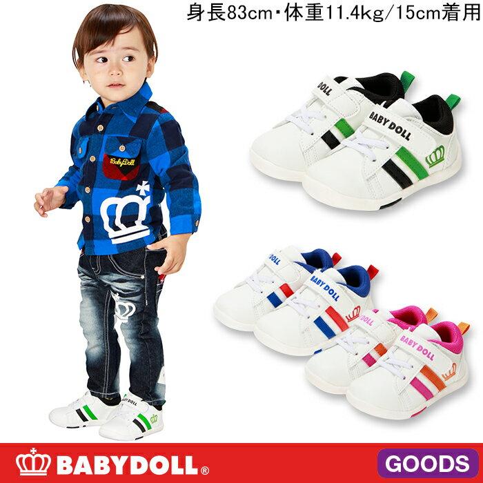 BABY DOLL/魔术贴运动鞋