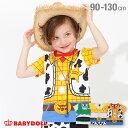 ディズニー なりきり Tシャツ 3754K ベビードール BABYDOLL 子供服 ベビー キッズ 男の子 女の子 コスチューム コスプレ DISNEY Collection