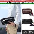 【新品】【新生活応援価格になりました】オロビアンコ・ルニーク OROBIANCO L'UNIQUE セカンドバッグ(二層式) 2X 305 OLI-ZEUS//2X305-OL【P27Mar15】