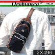 オロビアンコ・ルニーク ボディバッグ Orobianco Lunique 2015年モデル 2X496//2X496-NY【新品・正規品】