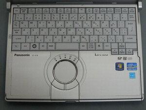 PanasonicLetsnoteCF-S10EWGDS(Corei5/̵��LAN/B5��Х���)Windows7Pro�����ťΡ��ȥѥ������C���