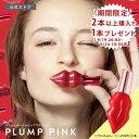 PLUMP PINK プランプピンク ルージュ 口紅 縦じわ補正 プランプ美容液 プランプリップ リッププランパー 唇美容液