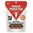 グリコ パワープロダクション POWER PRODUCTION エキストラ ビタミン&ミネラル 80粒