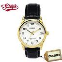 ショッピングチープカシオ CASIO カシオ 腕時計 チープカシオ アナログ MTP-V001GL-7B