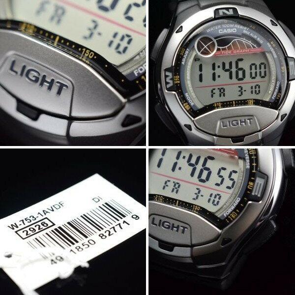 CASIO-W-753 カシオ 腕時計 デジタ...の紹介画像3