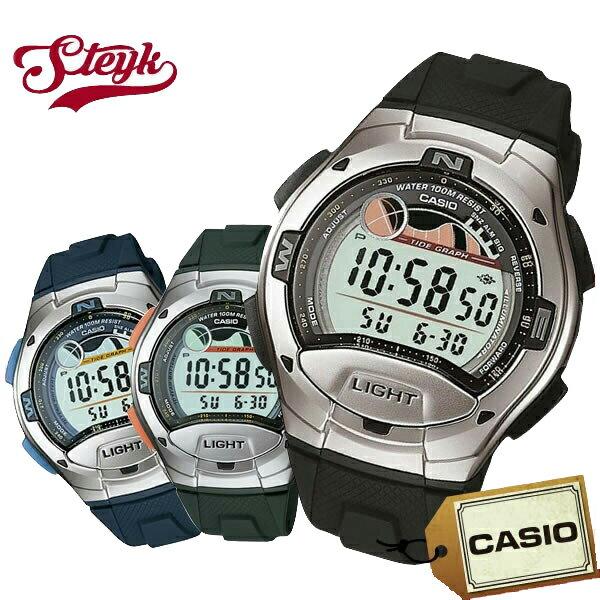 CASIO-W-753 カシオ 腕時計 デジタル W-753 メンズ 【メール便選択で送料200円】