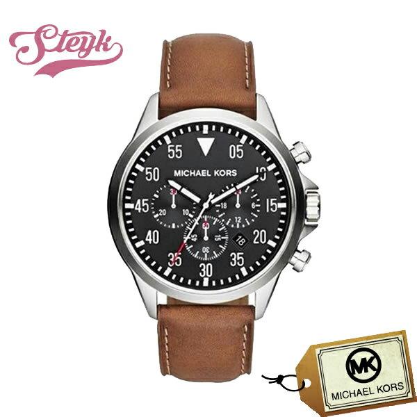 【対応】Michael Kors マイケルコース 腕時計 アナログ MK8333 メンズ レビュー投稿で3年保証!【送料無料】【並行輸入品】マイケルコース腕時計