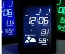 【只今 送料無料】 LCD CLOCK TIDE / LCD クロック タイド【LCD 電波クロック】