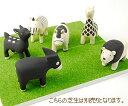 【只今送料無料(北海道・沖縄を除く)】 ぽれぽれ動物 6個セット