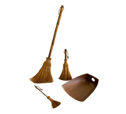 サンベルム 清掃商品 棕櫚箒 ちょこっとお掃除セット TU7600