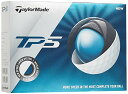 テーラーメイド 2019 TP5 ボール USA直輸入品 ホワイト