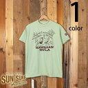 ショッピングサーフ サンサーフ SUN SURF × ピーナッツ PEANUTS スヌーピー 半袖 Tシャツ